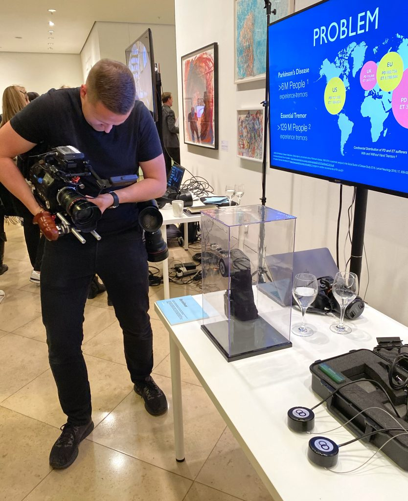 IMG 4951 834x1024 - GyroGear at WIRED UK's Smarter Event